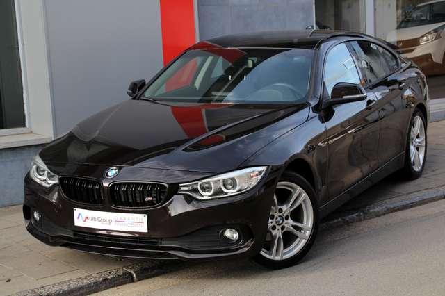 bmw 418 d-garantie-1an-grancoupe-sport-pack-m-xenon-gps noir