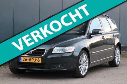 Volvo V50 2.4i Edition II Xenon/Leer/Navigatie/Parkeersensor
