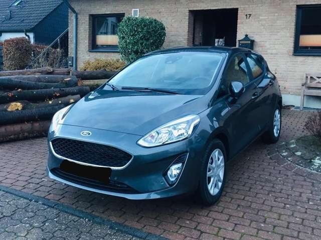 ford fiesta 1-1-cool-connect grau