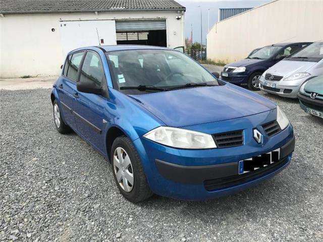 Renault Megane Saint-jacques-de-la-lande