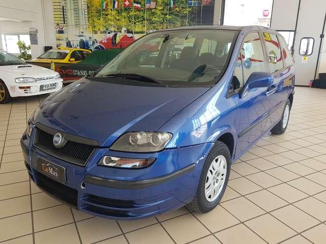 fiat ulysse 2-2jtd-dynamic-motore-turbo-nuovi blu-azzurro