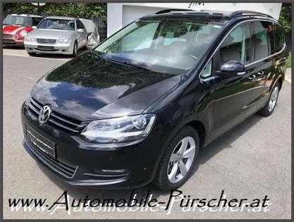 Volkswagen Sharan Comfortline BMT 2,0 TDI DPF 4Motion-Vieles NEU!