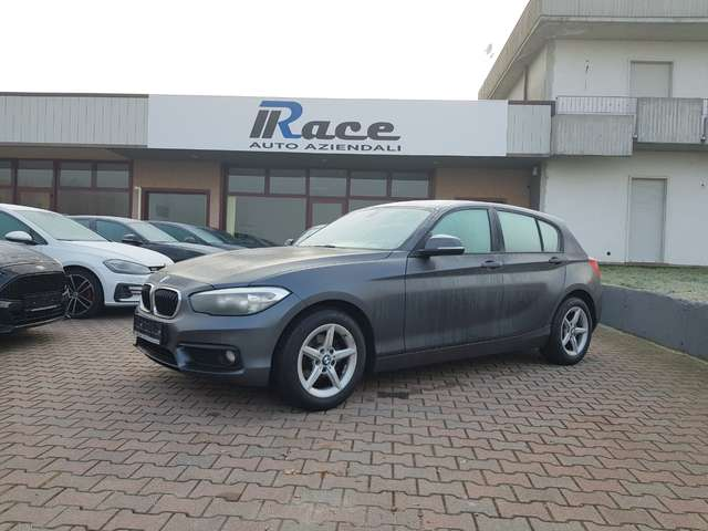 bmw 116 d-5p-led-navi-restyling grigio