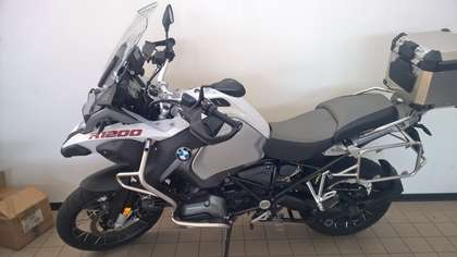 Buy Used Bmw R 1200 Gs Adventure Sport Touring Autoscout24