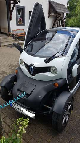 renault twizy ohne-batterie-technic weiss