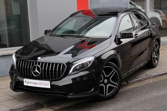 mercedes-benz gla-250 4-matic-garantie-1an-amg-bt-aut-gps-xenon noir