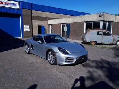 Porsche Cayman (2014) manual 6-gear 275 bhp 5,7 sec. 12000 kms!