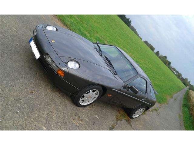 porsche 928 gt noir