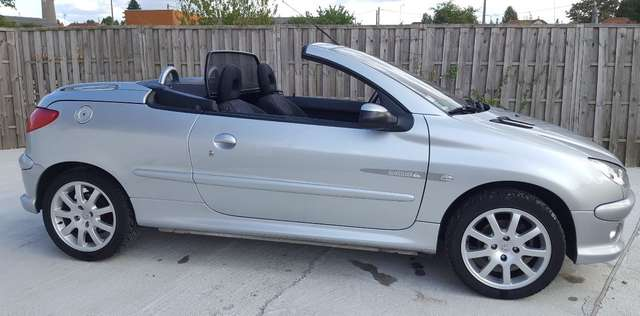 Peugeot 206 Chevilly