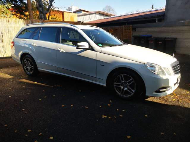 Used Mercedes Benz E-Class