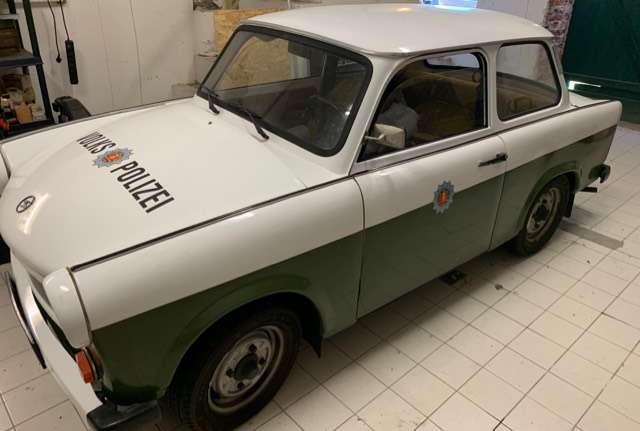 trabant p601 weiss