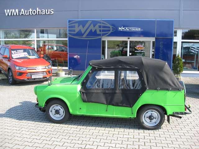 trabant others kuebel-p601-cabrio-leder-h-kennzeichen-hu-au-top gruen
