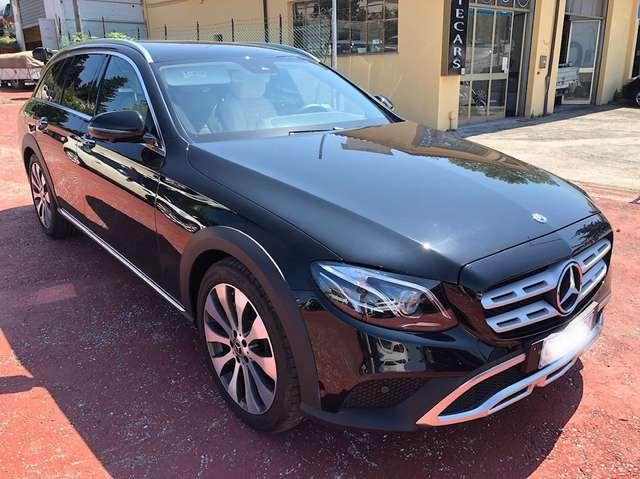 mercedes-benz e-220 d-s-w-4matic-auto-premium-all-terrain nero