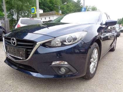 Mazda 3 Challenge NUR29000KM RÜCKFAHRCAM NAVI
