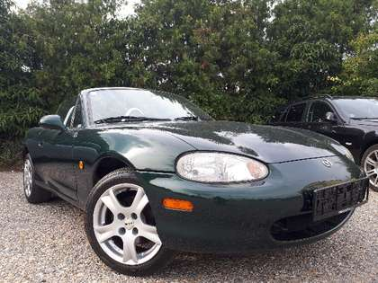 Mazda MX-5 1,6i-16V British Edition+1.BESITZ + Hardtop!!