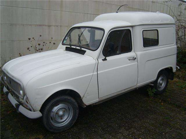 renault r-4 f4 weiss