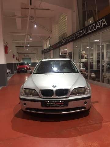 bmw 320 d-e46-mod-2004-touring-futura-service-bmw argento
