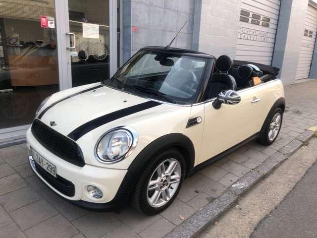mini cooper-d-cabrio 1-6d-garantie-1an-full-option-harman-kardon beige