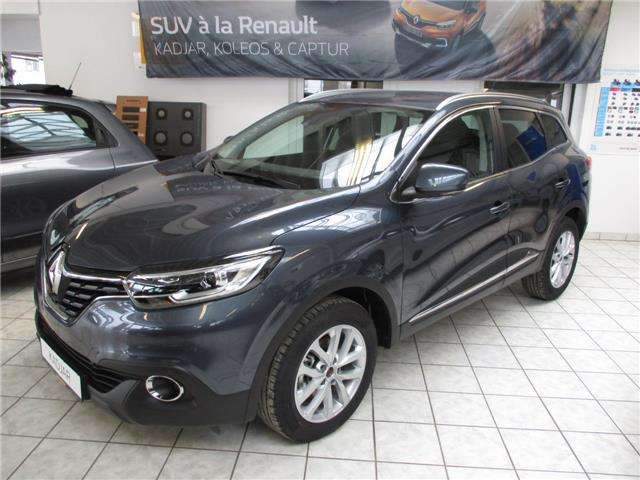 renault kadjar collection-tce-130-start-stop-sofort-lieferbar grau