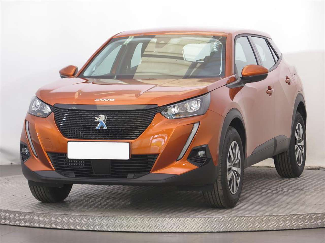Peugeot 2008 Active (P1) Neues Modell