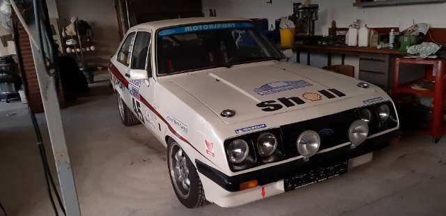 ford escort mkii-rs2000 wit