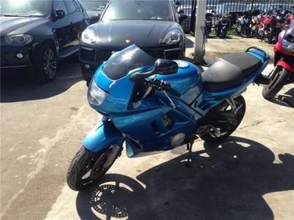 Honda CBR 600 CBR 600F