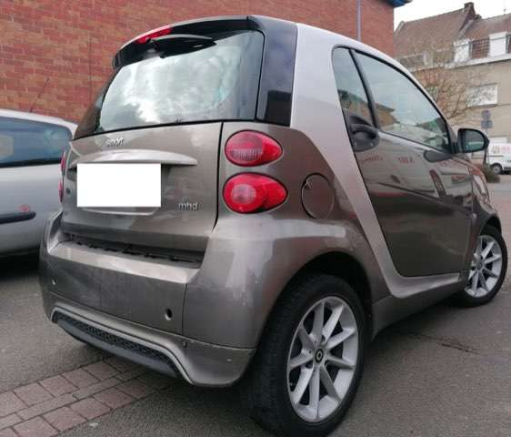 Smart forTwo Lille