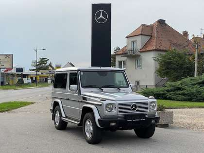 Mercedes-Benz G 270 G270 CDI/3 Station Wagen 2400 mm
