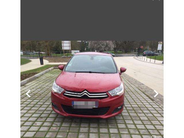 Photo Citroën C4 II 1.6 HDi 90 FAP 1