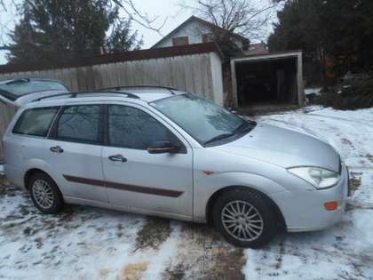 Used Ford Focus Van For Sale Autoscout24