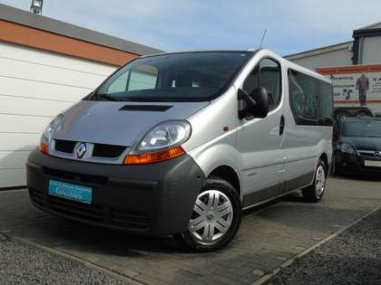 Renault Trafic 1 9 dCi
