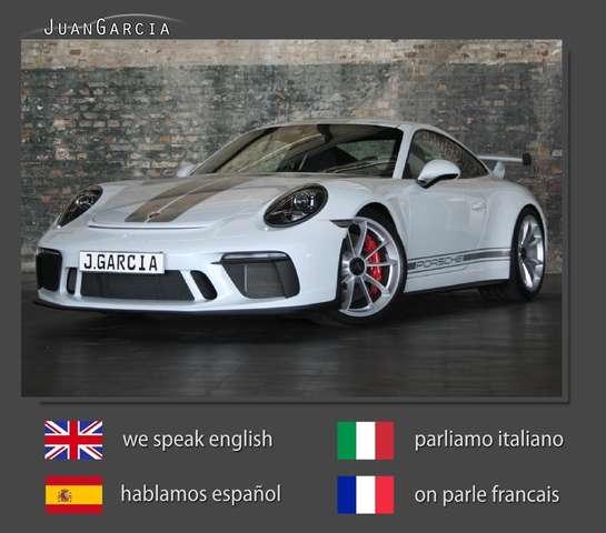 porsche 911 991-gt3-pdk-deutsches-fahrzeug-aus-1-hand weiss