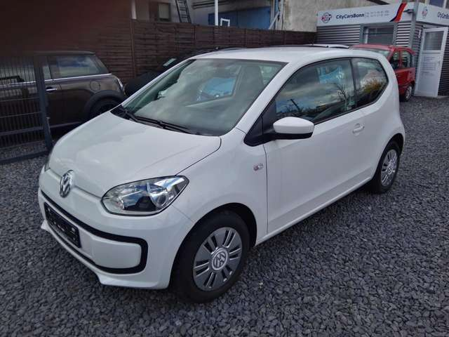 volkswagen up 1-0-mpi-move-white-edition-mwst-ausweisbar weiss