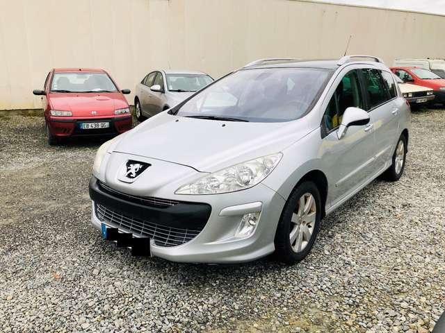 Peugeot 308 Saint-jacques-de-la-lande