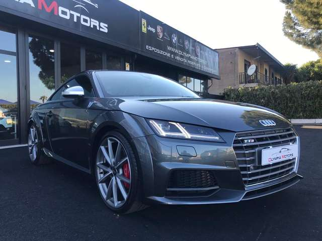 audi tts coupe-s-tronic-virtual-navi-led-matrix-20-b-o grigio