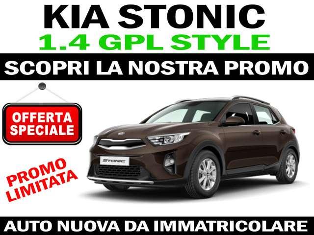 kia stonic 1-4-mpi-ecogpl-style-scopri-l-offerta marrone