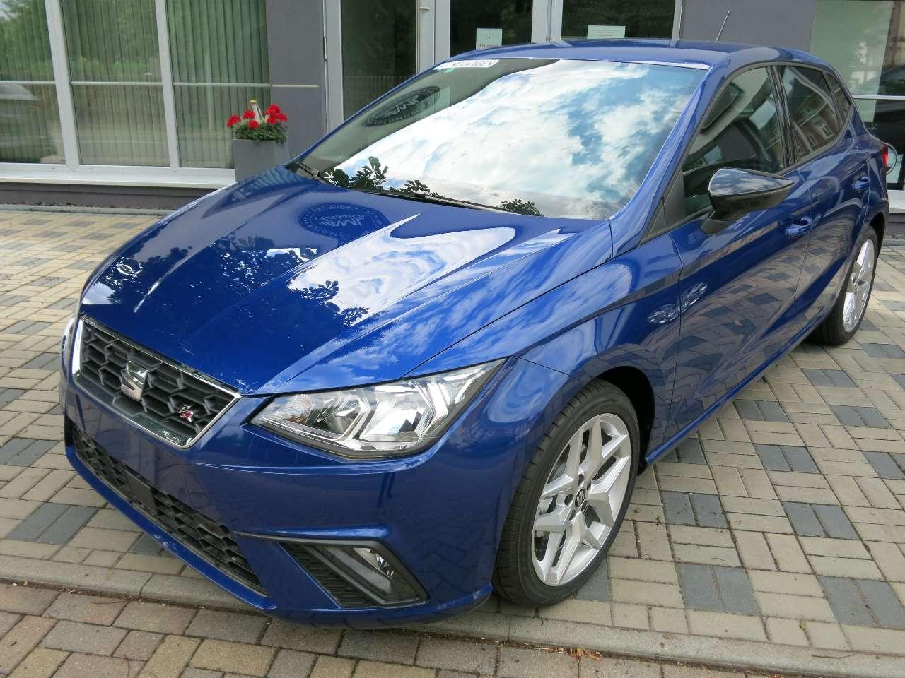 SEAT Ibiza FR (KJ1) Garantie bis 07/2025 od. 100Tkm AHK