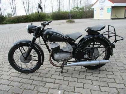 DKW RT 175 Schwarz