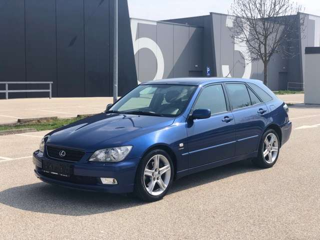 lexus is-200 sportcross-executive-sport-toyota-motorsport-gmbh blau