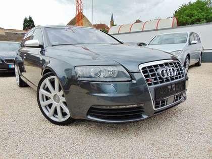Audi S6 Avant Kamera ACC