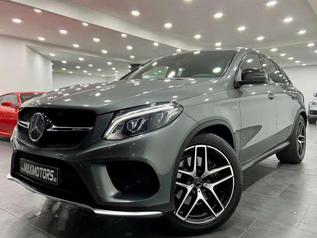 mercedes-benz gle-43-amg coupe-2017-keyless-distronic-etat-neuf-carpass gris