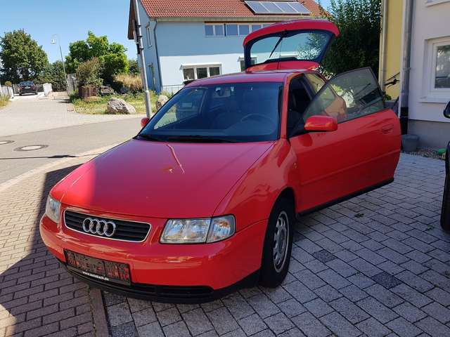 audi a3 1-6-attraction rot