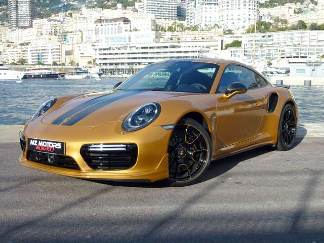 porsche 911 turbo-coupe-3-8i-606-s-exclusive-series-pdk or