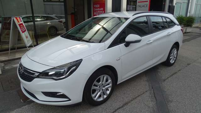 opel astra 1-6-cdti-110cv-business-sw weiss