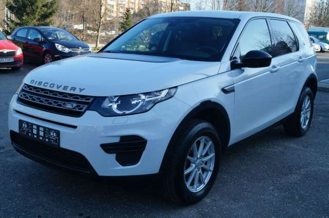 land-rover discovery-sport td4 weiss