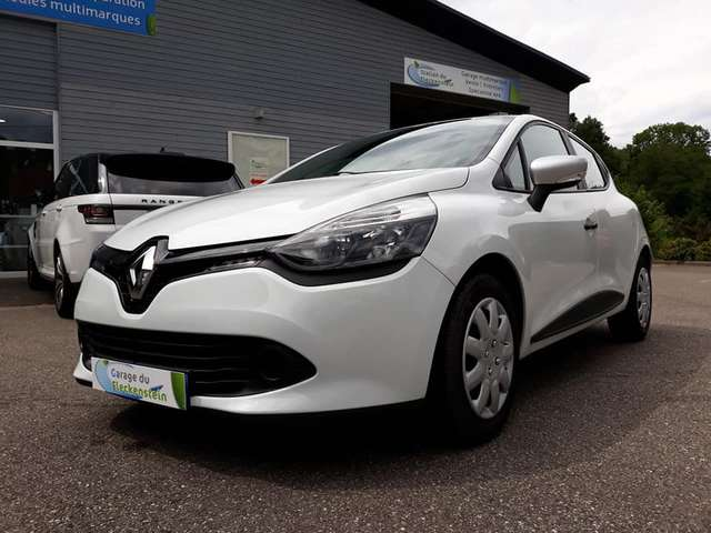 renault clio iii-societe-dci-75-eco2-air weiss