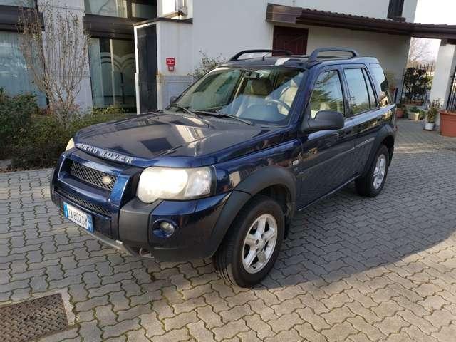 land-rover freelander 2-0-td4-16v-cat-s-w-se-prezzo-destock blauw
