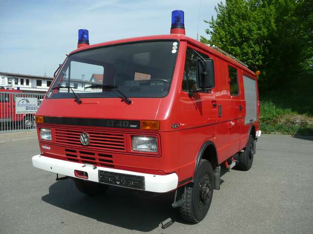 volkswagen lt lt-40-4x4-allrad-1-hand-original-15-tkm rot