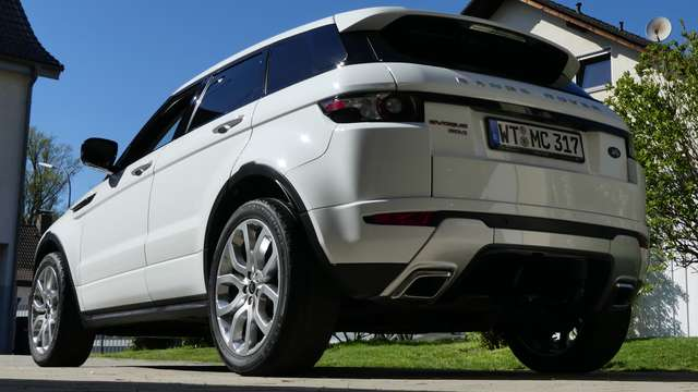 Used Land Rover Evoque 2.2