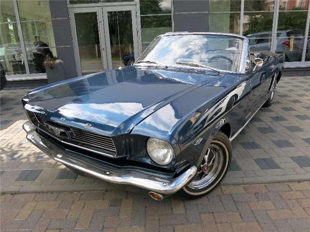 Ford Mustang Mustang 289 Cabrio V8 H-Zul. Leasing möglich!